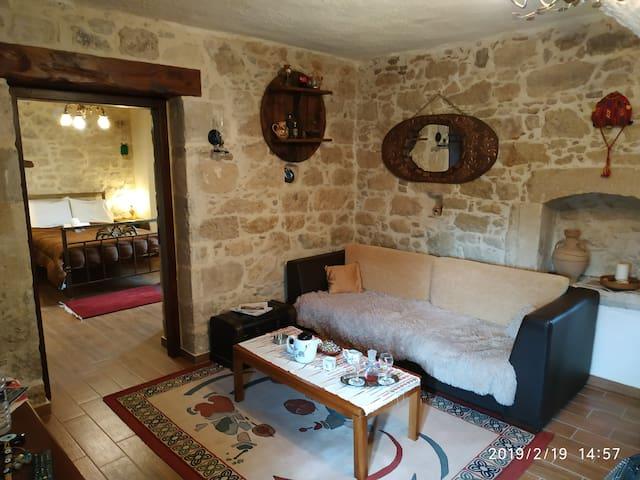 CretanTraditional Stone house