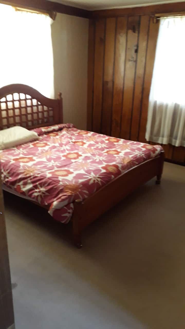 Amplia y cómoda casa, cerca de hermosos lugares