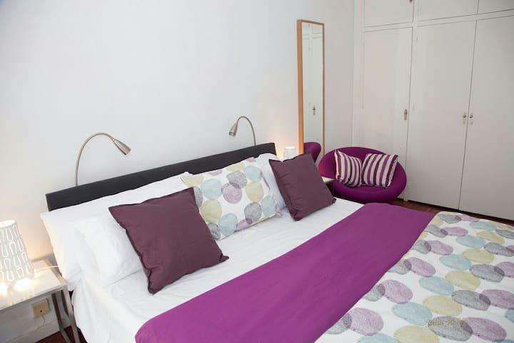 Goya Shopping Area - King Size XXL Bed - Madrid - Wohnung