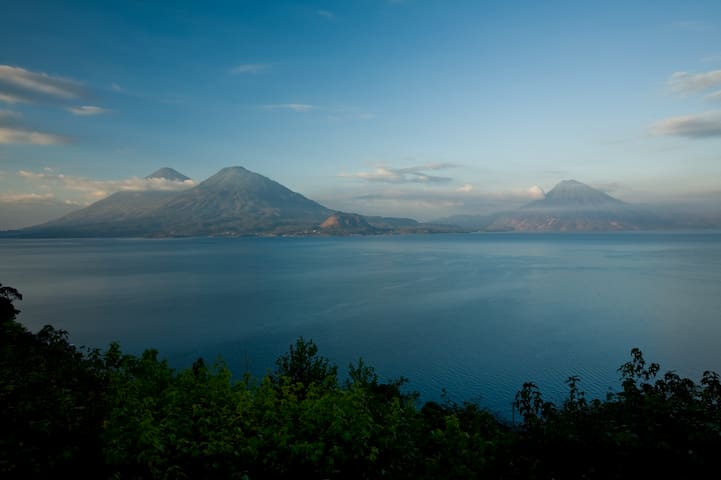 Atitlan Lake Guatemala - Cerro de Oro - Casa de campo