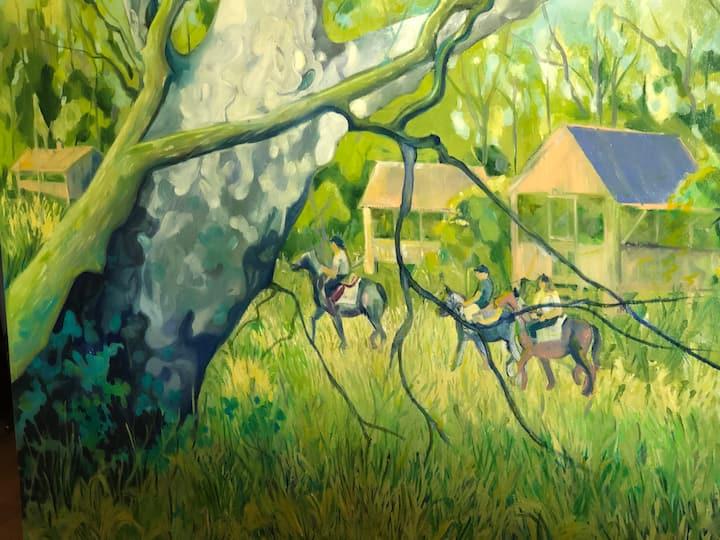 Bluegrass Cottage