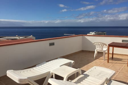 Spacious, Stylish Apartment + Super Terrace! - Santiago del Teide - Timeshare