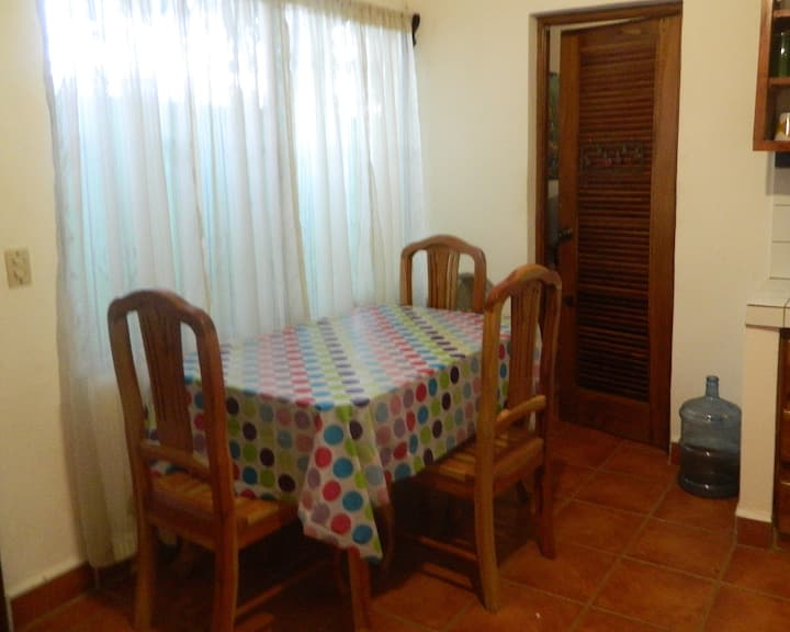 Furnished Apartment Minutes to the Beach (Unit B)