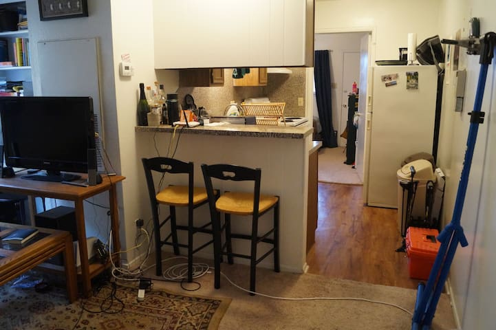 Compact single apartment near campus - Austin - Apartmen