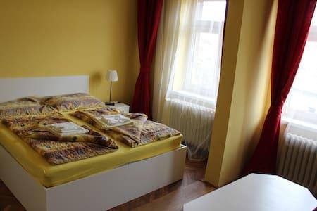 Penzion Radost - Double room Superior 24m² - Poděbrady - Pousada