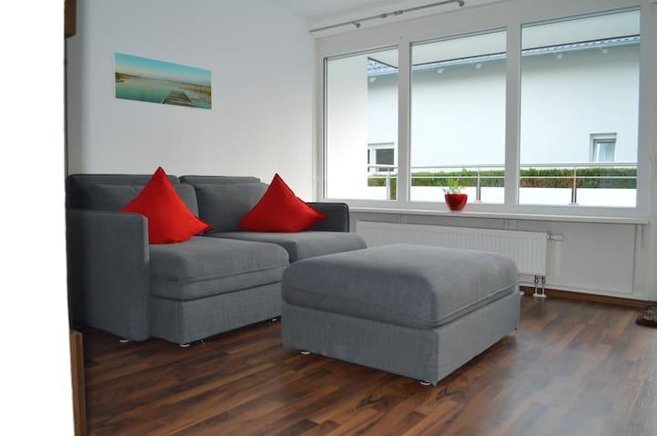 Entzückende Wohnung in ruhiger Umgebung!