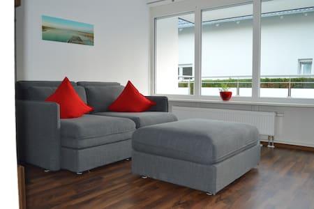 Entzückende Wohnung in ruhiger Umgebung! - Uhldingen-Mühlhofen - Pis
