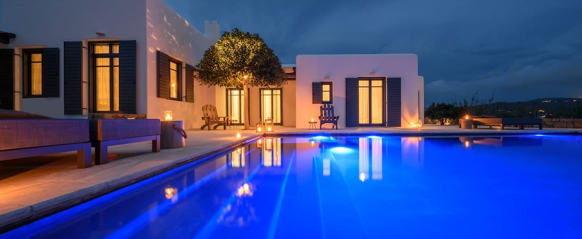 Myconian Platinum Senior Villa