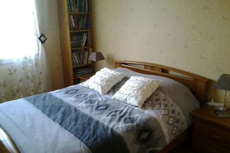 Nice room and breakfast near Disney - Montévrain - Hus