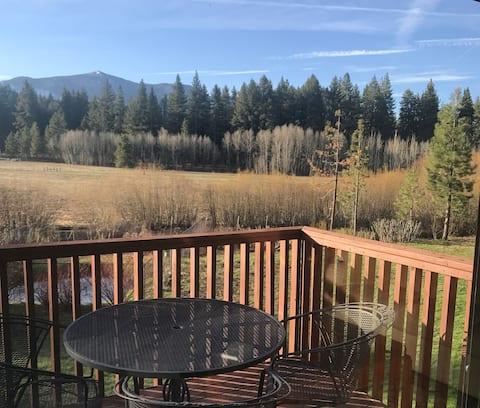 Lake Tahoe Meadow View Condo #46 - 3BR/3BA