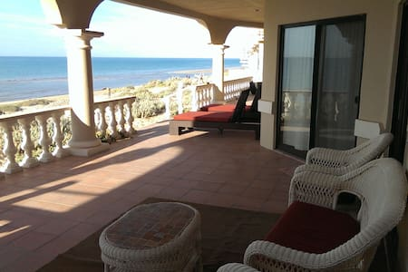Beautiful, Serene, Family, Beach Front Home - Puerto Penasco