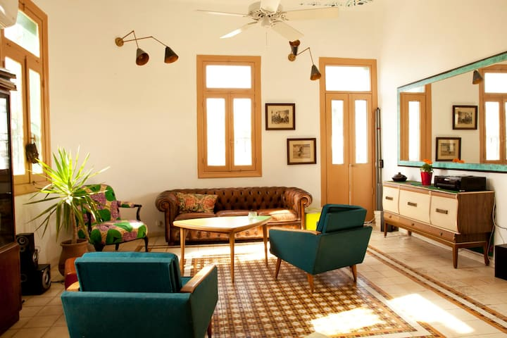 Historical Ottoman Flat in the Heart of Jaffa