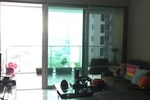 客厅沙发 living room