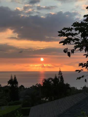 Ocean View Home - Kailua-Kona - Dom