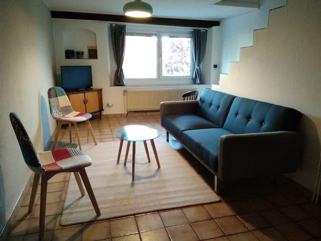 Appartement à Eteimbes (Alsace)