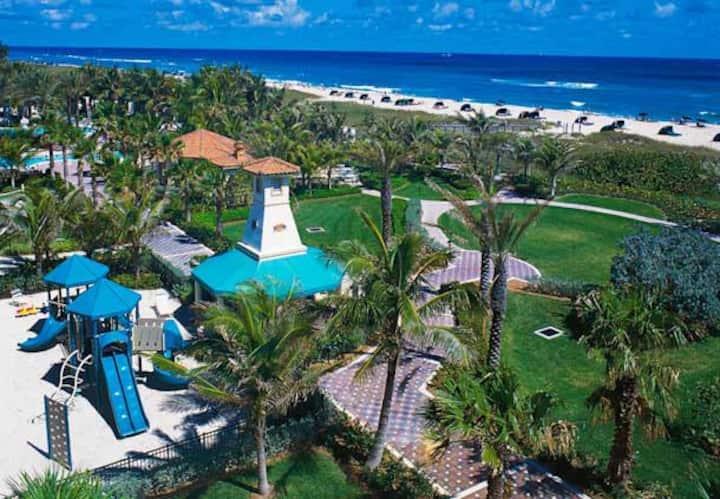 Marriott Ocean Pointe Luxury Studio sleeps 4