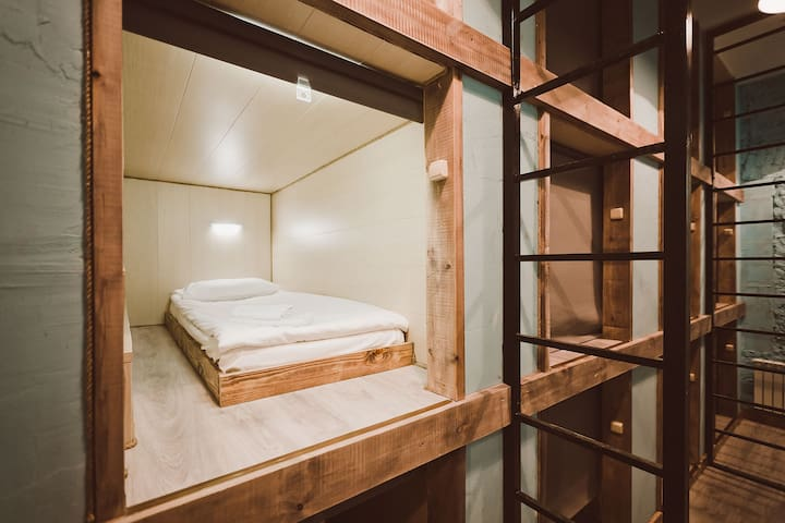 Your Space(capsule hostel) - Санкт-Петербург - Ostello