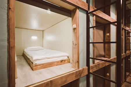 Your Space(capsule hostel) - Санкт-Петербург - Hostel