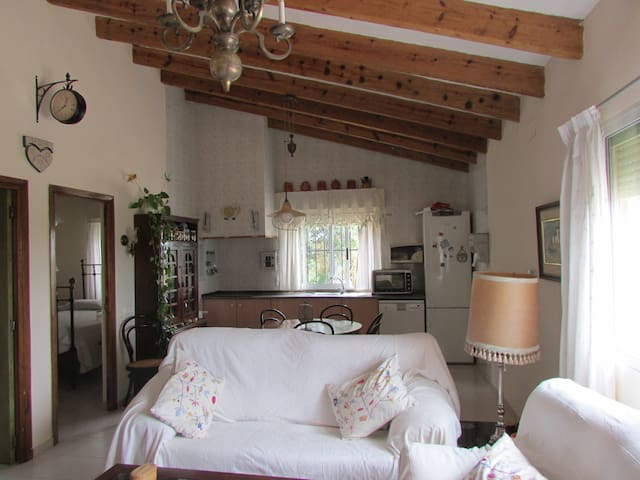 RENTAL COUNTRY HOUSE - Villajoyosa - Шале