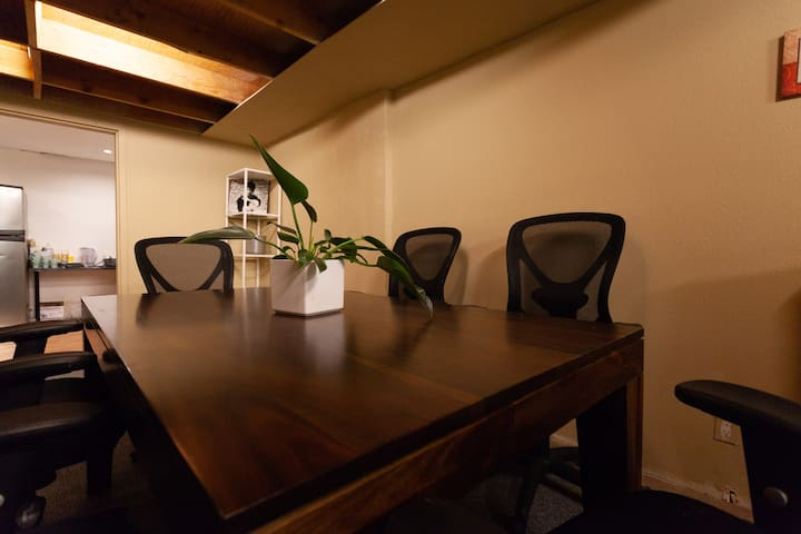 Startup House SF Downtown - Private Room