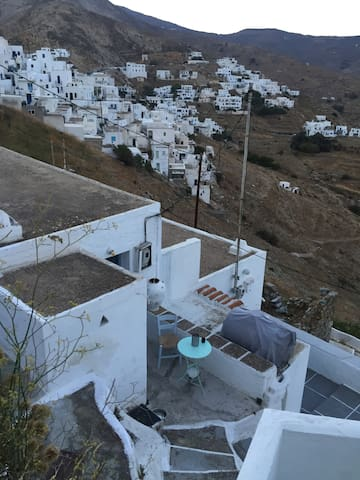 Cell in Chora Serifos