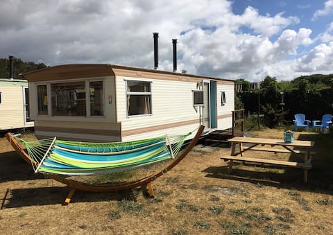 La Hamaca - heerlijke stacaravan op Terschelling