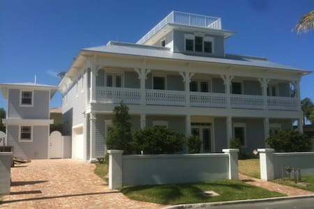 Cozy Coastal Cottage - Amazing Location!!! - West Palm Beach - Hus