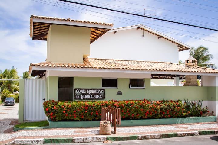 Casa em Condomínio na Praia de Guarajuba/BA