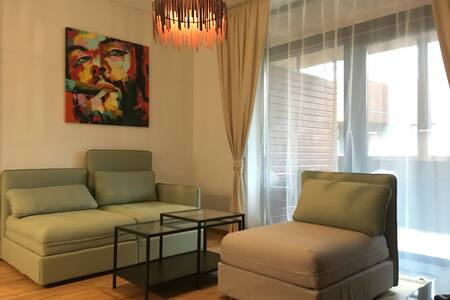 Cozy apartament in Birutės parkas, PALANGA