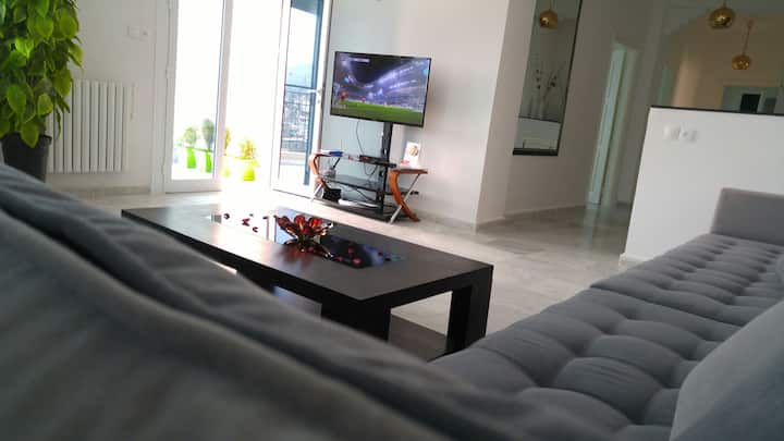 Luxueux appartement  RESIDENCE LARABI TLEMCEN