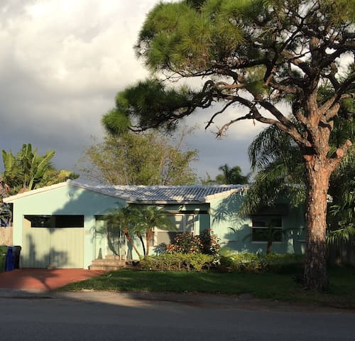 Your Total Relax Near Everything - Fort Lauderdale - Dům
