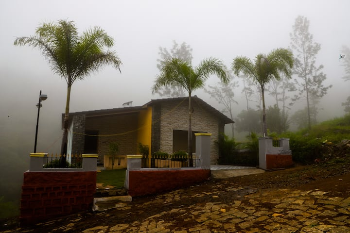 Rain Rock Villa 5BHK, Bonfire, Barbecue