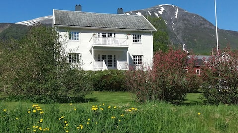 Large and nice appartement in Voldstad farm.