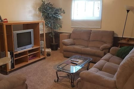 FURNISHED 1 BDRM in 2 Bdrm SUITE July 1-Dec 31 min