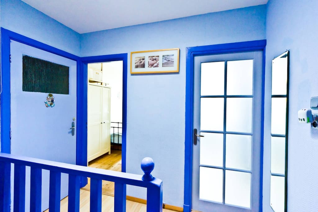 Hallway (old-picture - new picture will follow)