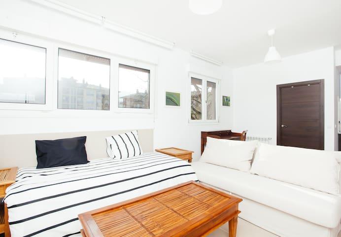 Apartamento nuevo a un paso de San Sebastián N.6 - Hernani - Flat