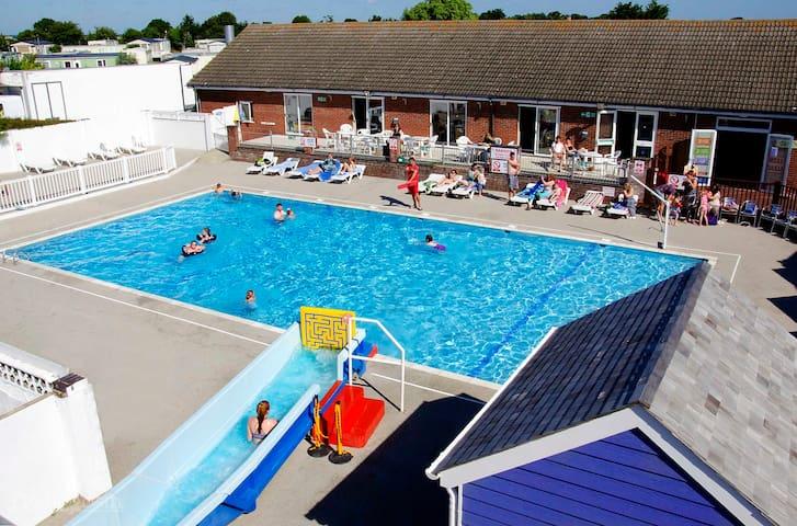 Static Caravan Park Dean Resort Nr Great Yarmouth
