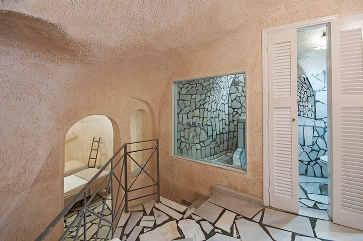 Santorini Old Cave House