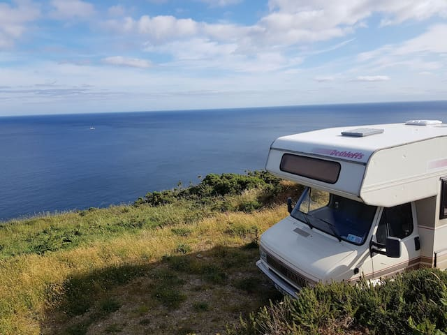 The Boatmakers Camper. With Awesome Views !!
