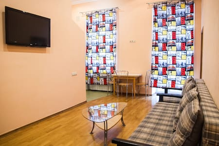 3 room 2 floor apartment near Arena