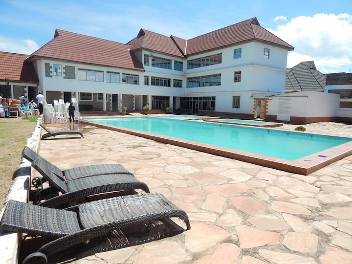 best hotel in narok