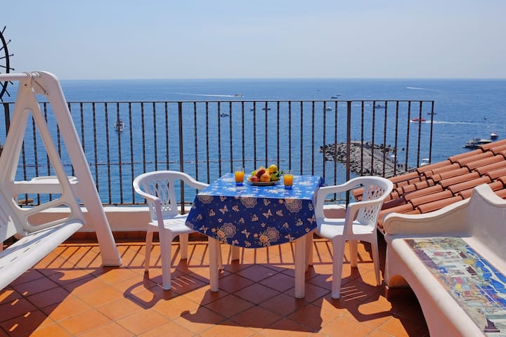 MammaRosanna - Apartment in Amalfi with terrace