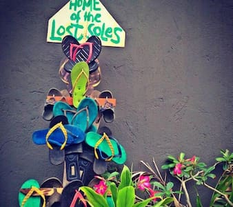 Home of the Lost Soles - Iloilo City