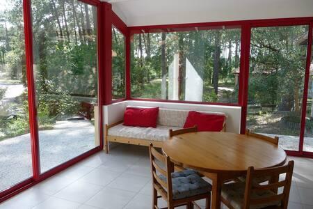 villa Océan, face au Golf - Moliets-et-Maa