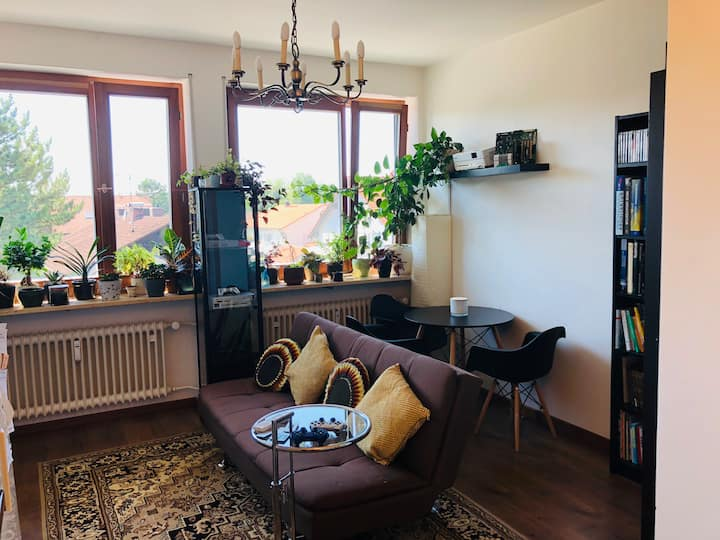 Cozy 2-room Apartment *Near Munich*