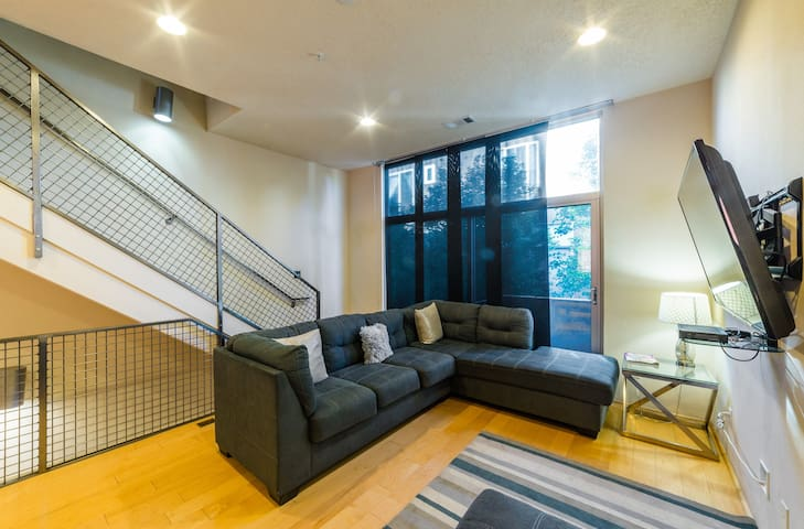 Beautiful Newly Furnished Upscale Loft