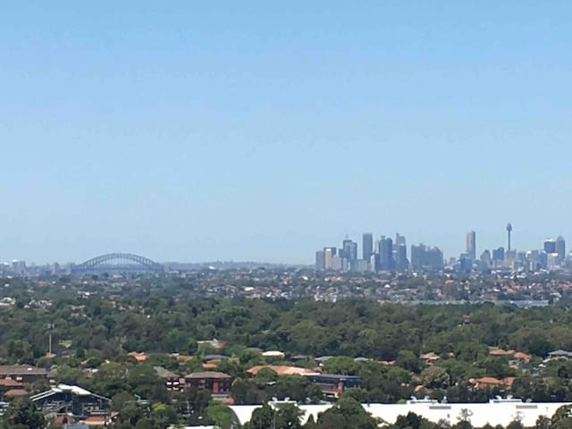 Sydney Olympic park, 1 bedroom , Amazing city view