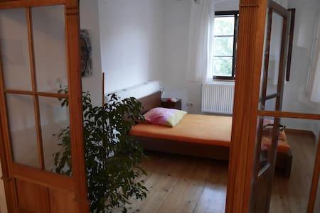 Feine Altstadtwohnung am Fluss - Steyr - Apartament