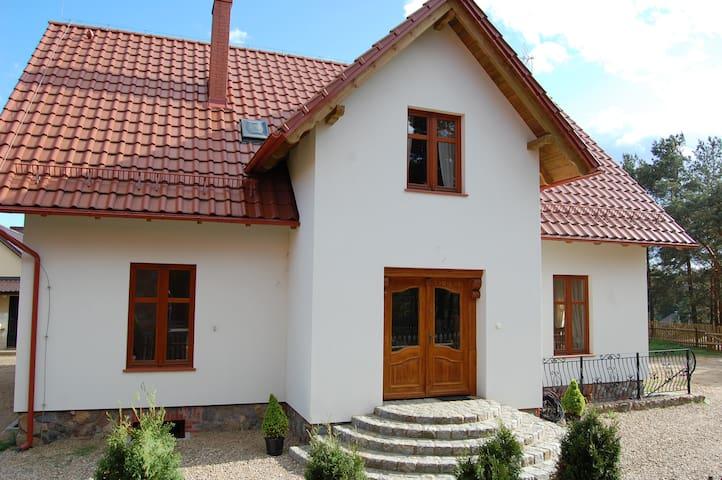 Pokoje u Grzegorza - Wdzydze Tucholskie