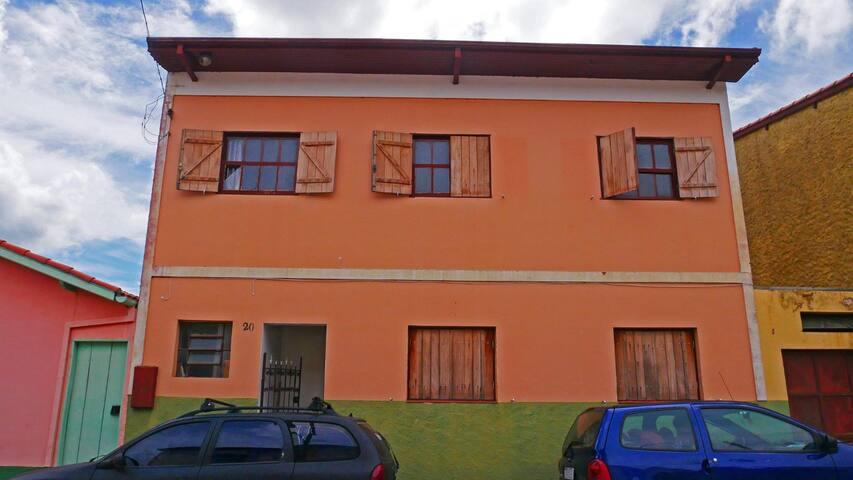 Casa centro histórico São Luiz do Paraitinga.